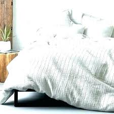grey textured duvet cover king white best size tex