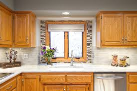 kitchen countertop ideas with oak cabinets kitchen countertop ideas