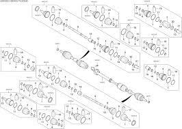 2017 kia optima drive shaft front diagram 4349512