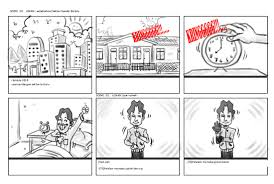 Storyboard Your Screenplay Or Script By Soya_Souya