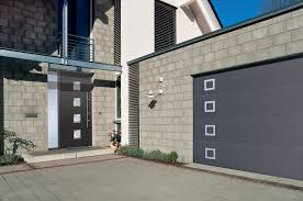 Exellent Mid Century Modern Garage Doors With Windows I In Beautiful Design