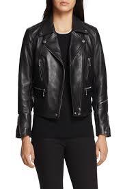 rag bone arrow leather moto jacket