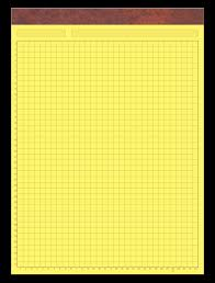 4x4 Graph Grid Pads Online Proof System Customized Grid
