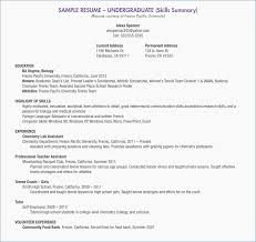 25 Lovely High School Student Resume With No Work Experience