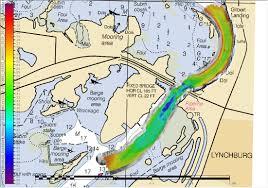 Noaa Chart Updates Noaa Responds To Bridge Damage Near Houston Following