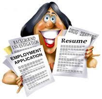 cartoon resume