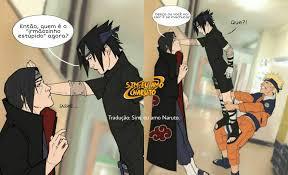 Cr ao dono que eu num sei qm é ajsjsjsk - Sim, eu amo Naruto.
