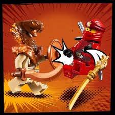 LEGO Ninjago Cole's crossmotor 70672