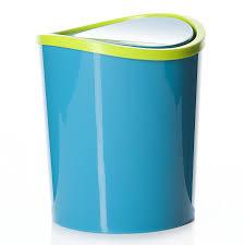 <b>Контейнер для мусора настольный</b> с пл.кр., о=1,6 л, д=135 мм, в ...