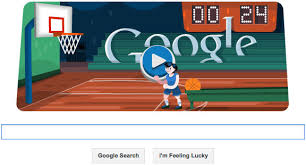 google doodle interactive. Interesting Interactive Google Keeps The Interactive Olympic Doodles Going Tests Your Spacebar  With A Game Of Hoops Intended Doodle Interactive I