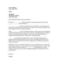 parole re mendation letter sample re mendation letter 2017 pertaining to sample parole letters