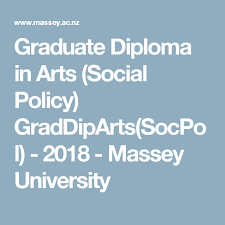graduate diploma in arts social policy graddiparts socpol  work for social justice the graduate diploma in arts social policy will give you the equivalent of an undergraduate major in social policy out