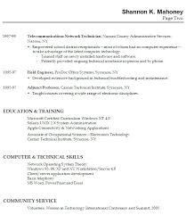 High School Resume With No Experience Digital Art Gallery Resume