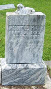 Myrtle Hale (1888-1927) - Find A Grave Memorial