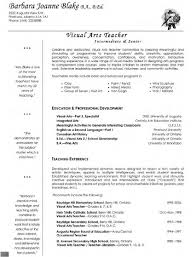 Free Teacher Resume Templates New Elementary Teacher Resume Examples Free Resume Templates Free 15
