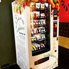 Healthy Vending Machines South Africa Stunning Healthy Yummy Snack Vending Machine For Your Offices Eastern