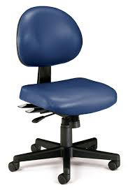 blue task chair office task chairs. Chair, Office Task Chairs Inspirational 241 Vam 605 Ofm 24 Hour Armless Vinyl Fice Blue Chair