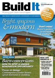 celebration of contemporary timber homes