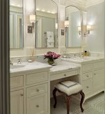 amazing double sink vanity with makeup table bathroom contemporary with inside double sink vanity with makeup table