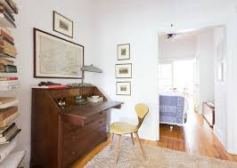 tracy model home office. Between Her Bedroom And Living Room, Tracy Set Up A Small Office Area. The Model Home M
