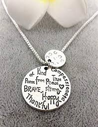amazon kinteshun lettering sayings charm hang e message verses charm pendant for diy necklace bracelet jewelry making accessaries 12pcs
