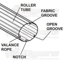 dometic 21 aluminum roller tube awnings hardware dometic 21 aluminum roller tube