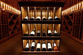 wine cellar lighting. lit display angles wine cellar lighting c