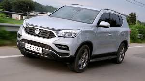 ssangyong rexton suv 2018 review