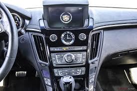 Cadillac Cts V Coupe Interior