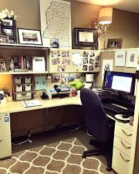 Decor office ideas Chic Cubicle Office Decor Cubicle Decoration Ideas Neginegolestan Cubicle Office Decor Cubicle Decor Office Decor Office Decor