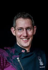 Barry Johnson | Cacao Barry® World Chocolate Masters