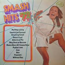 Smash Hits 72 Hot Hits Lps