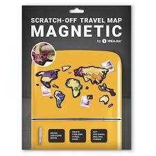 <b>1DEA</b>.<b>me Скретч Карта Мира</b> Magnetic - купить , скидки, цена ...