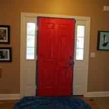 inside front door open. Top Notch Inside Front Door Decor Residential Doors Red With We Have A Open