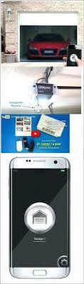 garage door opener app iphone garage door remote app genie opener chamberlain garage door opener iphone