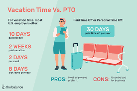 If You Get Paid Semi Monthly Vacation Time Or Pto