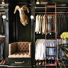 office in a closet design.  Closet Masculine Mens Closet Design With Ladder For Office In A I