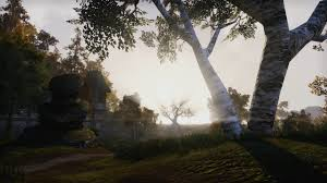Cyrodiil S Light Sunset In Cyrodiil Hd Wallpaper Background Image