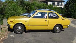 Aussie Old Parked Cars: 1976 Toyota Corolla 2-door Sedan (KE30)