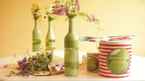 Wonderful What To Do And Empty Wine Bottles Recycled Wine Bottles  Decorations What To Do Together