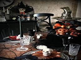 Scary Halloween Table Settings Bootsforcheapercom .