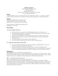 How To Put Temp Work On Resume Examples Of Skills To Put On A Resume