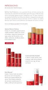 Introducing ... Red Door Spa Professional | Red Door Revolution ...