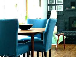 unusual blue dining chair slipcover o7739670 navy blue dining chair slipcovers