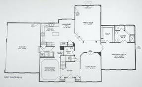 New Homes With First Floor Master Bedroom First Floor Master Bedrooms Floor  Plans Not As Easy .