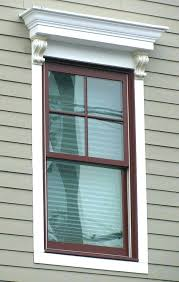 installing exterior window trim over siding installing exterior window trim exterior window trim replacement window with