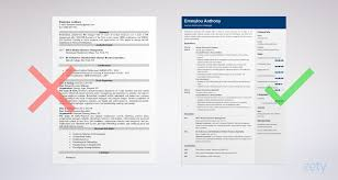 Hr Manager Resume Sample Complete Writing Guide 20 Tips