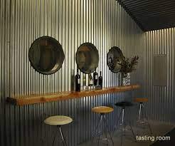 aluminum wall panel corrugated metal