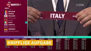 Das turnier ist stattdessen angesetzt in einem reduzierten zeitrahmen zwischen dem 21. Ubersicht Gruppen Der Wm Quali Schweiz Trifft Auf Italien Nordirland Bulgarien Und Litauen Sport Srf