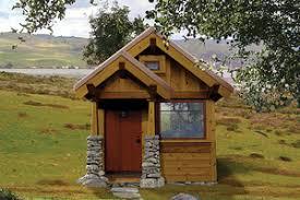 Free Tiny Cabin Plans  Tiny House PinsTiny Cottage Plans